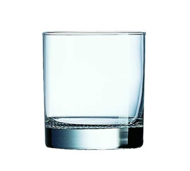 Compact 11 Oz. Glass Tumbler - 3-1/2
