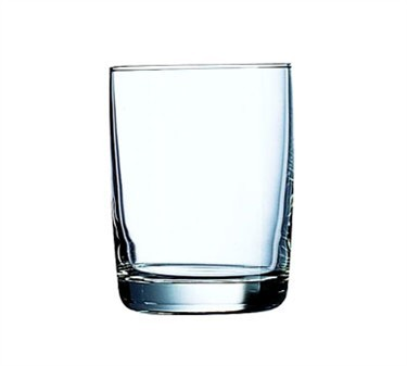 Compact 8 Oz. Glass Tumbler - 3-5/8