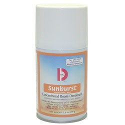 Conc Room Deodorant Metered Sunburst 12/Cs