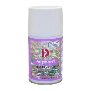 Concentrated Room Deo Metered Potpourri 12/Cs