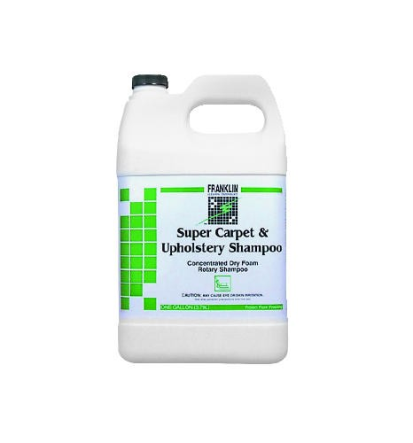 Concentrated Super Carpet & Upholstery Cleaner, 1 Gallon