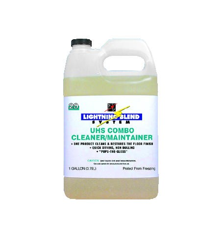 Concentrated UHS Cleaner/Maintainer, Pleasant Scent, Gallon