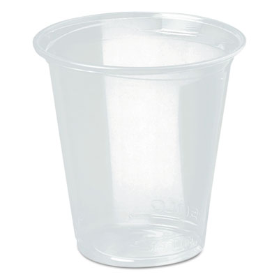 Conex ClearPro Plastic Cold Cups, 12 oz, 50/Sleeve, 1000/Carton