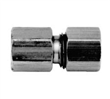 Franklin Machine Products  158-1048 Connector, Female (1/4Odx1/8 )