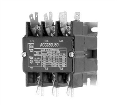 Franklin Machine Products  149-1001 Contactor (3 Pole, 25 Amp, 240V )