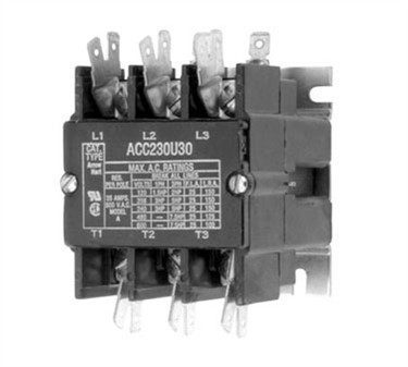 Franklin Machine Products  149-1007 Contactor (3 Pole, 40 Amp, 240V )