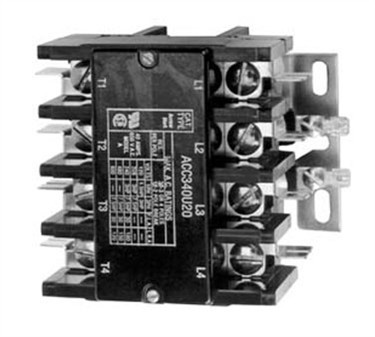 Franklin Machine Products  149-1010 Contactor (4 Pole, 40 Amp, 120V )