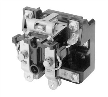 Contactor/Rely (2Pole, 25A, 240V)