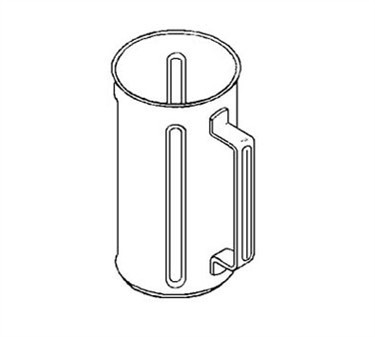 Franklin Machine Products  176-1254 Container (Plastic)