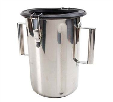 Franklin Machine Products  176-1222 Container (Stainless Steel, 1 Gal, M#980, 990)