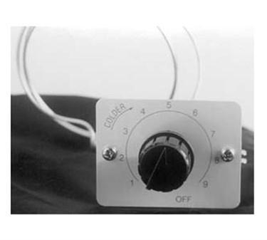 Franklin Machine Products  145-1012 Control, Temperature (Refrig )