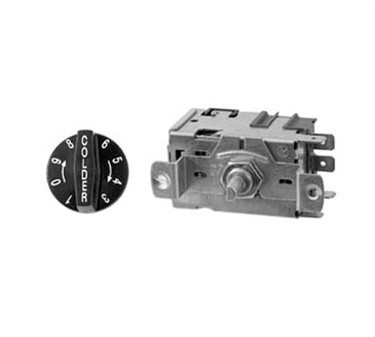 Franklin Machine Products  148-1014 Control, Temperature (with Dial )