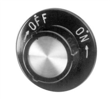 Franklin Machine Products  218-1257 Control Knob (On/Off)