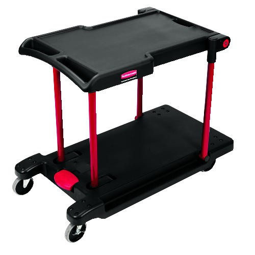 Convertible Utility Cart, Black