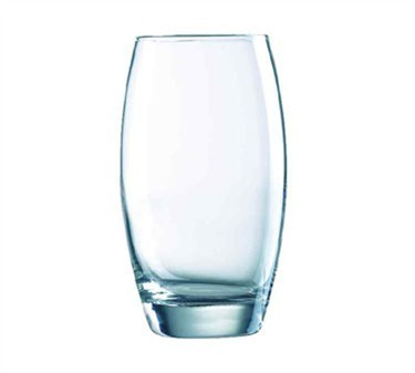 Cooler Glass, 17 Oz., 5-3/4' High, Salto