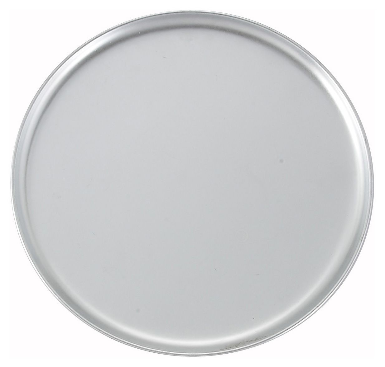 Coupe-Style Aluminum Pizza Pan - 14