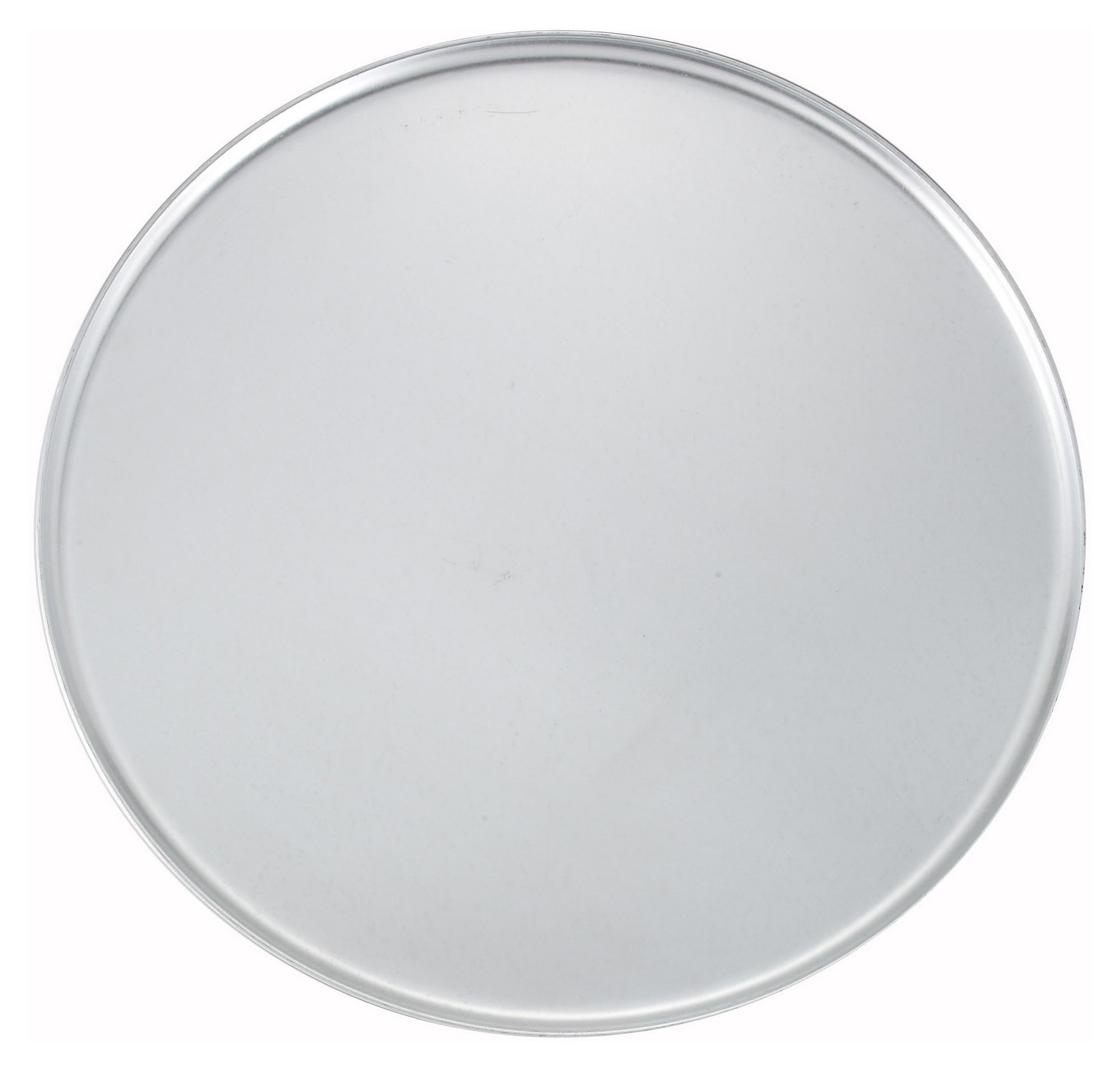 Coupe-Style Aluminum Pizza Pan - 16