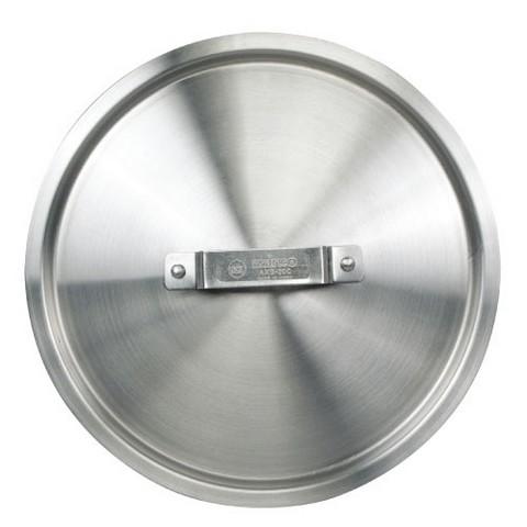 Winco AXS-40C Aluminum Stock Pot Cover for 40 Qt. Stock Pots/15 Qt. Braziers/26 Qt. Sauce Pots