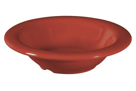 Cranberry Melamine 8 oz. (8 oz. Rim-Full), 6