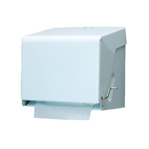 Crank Roll Towel Dispenser, 9