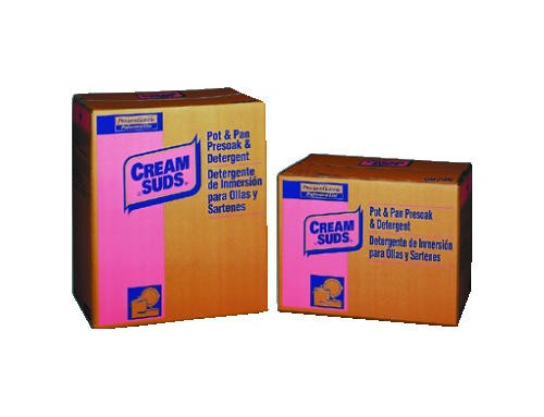 Cream Suds Dishwashing Detergent 25 lbs