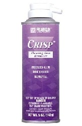 Crisp Gum and Wax Remover 12 x 5 oz.