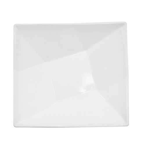 CAC China QZT-B6 Crystal Square Bowl 10 oz.