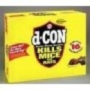 D-Con Ready Mixed 3 Lbs 6/Case