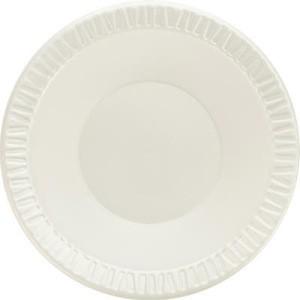 DART 10-12 Oz Quiet Classic Laminated Foam Bowl