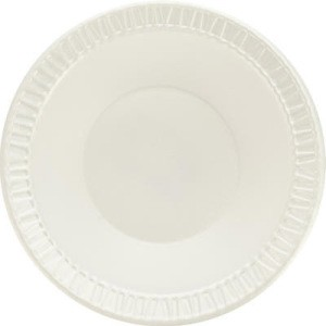 DART 5 Oz Quiet Classic Laminated Foam Bowl