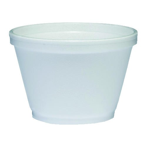 DART Insulated Squat Food Container 6 Oz