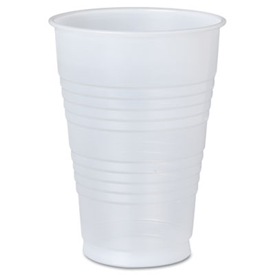 Dart Conex Galaxy Plastic Cold Cups, 16 oz., 500/Carton