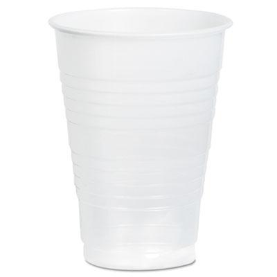 Dart Conex Galaxy Translucent Plastic Cold Cups, 12 oz., 1000/Carton