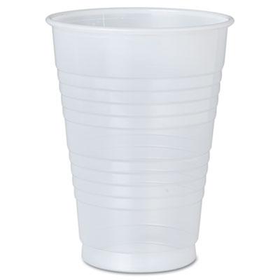 Dart Conex Galaxy Translucent Plastic Cold Cups, 12 oz., 500/Carton