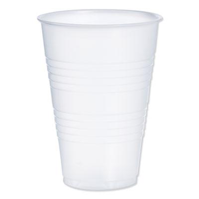 Dart Conex Galaxy Translucent Plastic Cold Cups, 14 oz., 1000/Carton