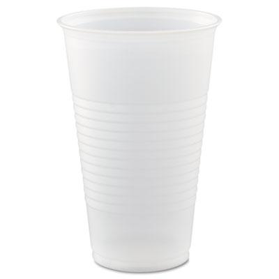 Dart Conex Galaxy Translucent Plastic Cold Cups, 16 oz., 1000/Carton