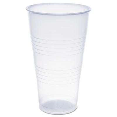 Dart Conex Galaxy Translucent Plastic Cold Cups, 24 oz., 1000/Carton