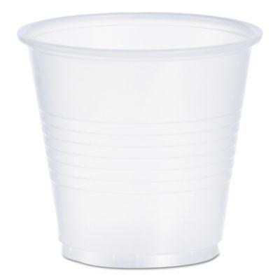 Dart Conex Galaxy Translucent Plastic Cold Cups, 3.5 oz., 100/Pack