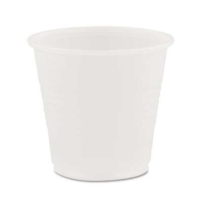 Dart Conex Galaxy Translucent Plastic Cold Cups, 3.5 oz., 2500/Carton