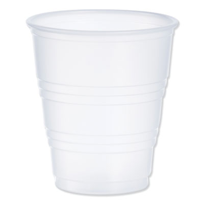 Dart Conex Galaxy Translucent Plastic Cold Cups, 5 oz., 100/Pack