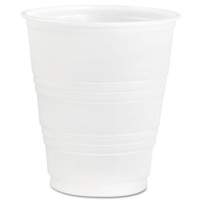 Dart Conex Galaxy Translucent Plastic Cold Cups, 5 oz., 750/Carton