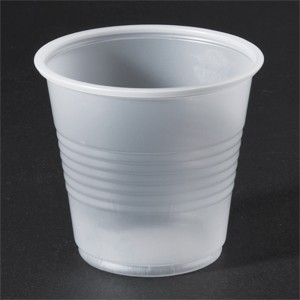 Dart Container Corporation Conex Transluscent Plastic Cold Cups 3.5 Oz (Box of 2500)