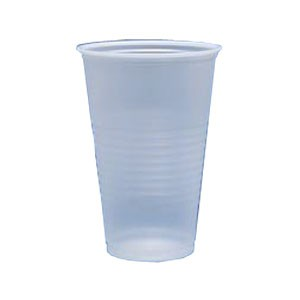 Dart Container Corporation DART 10 Oz Conex Plastic Cold Cup- Translucent (Box of 2500)