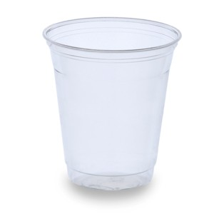 Dart Container Corporation DART 12 Oz Conex Squat Plastic Cup Clear- 12 Oz (Box of 1000)