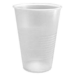 Dart Container Corporation DART 14 Oz Conex Plastic Cold Cup- Translucent (Box of 1000)