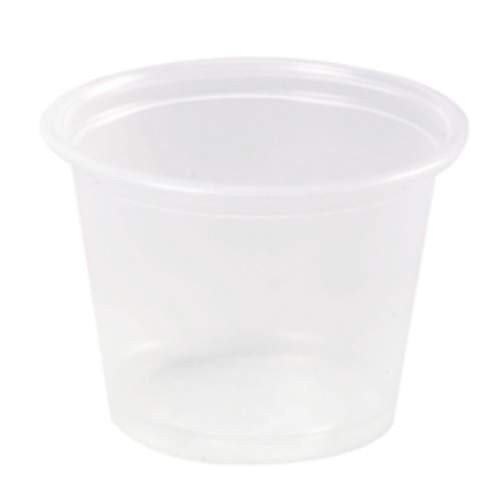 Dart Container Corporation DART Conex Container Portion Plastic 1.5 Oz (Box of 2500)
