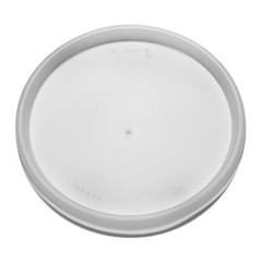 Dart Container Corporation DART Vented Lid fits 12 Oz- White (Box of 1000)