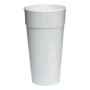 DART Foam Cup 24 Oz  (Box of 500)