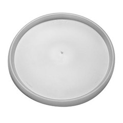 Dart Container Corporation DART Lid Vented Fit 24 Oz and 32 Oz - Translucent (Box of 500)