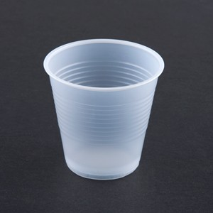 Dart Container Corporation DART 5 Oz Conex Plastic Cold Cup- Translucent (Box of 2500)